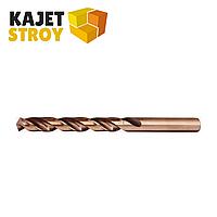 Сверло по металлу, 8 мм, HSS Co-5%// Matrix