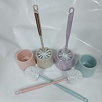 Ершик для туалета, напольный, цвета ассорти
