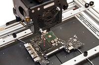 Замена BGA процессора.