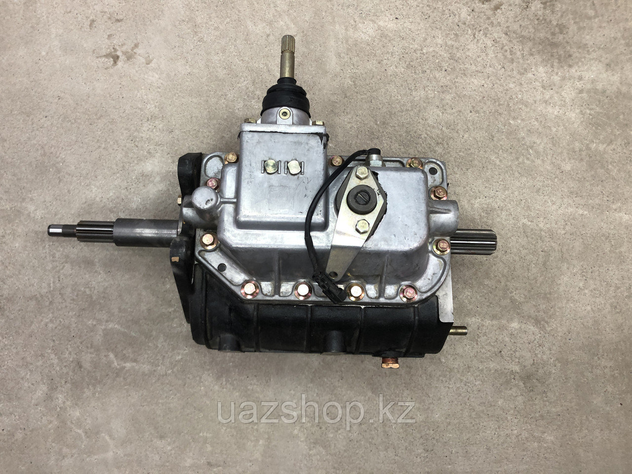 КПП 5-ти тупенчата BASIC  для УАЗ ЛМР