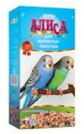 Зерносмесь «Для попугаев + витамины» 450 г, «Алиса»