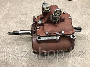 КПП 4-х ступенчатая Н/О Инжектор  УАЗ