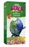 Зерносмесь «Для попугаев + минералы» 450 г, «Алиса»