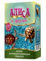 Корм для черепах 50 г, «Алиса»