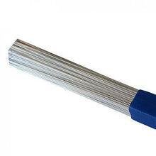 Алюминиевые прутки сварочной проволоки ER 4047 Monolit д.2.4мм (L-1.0м)