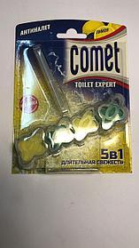 Туалетный блок Comet  Лимон