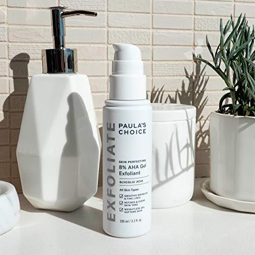Отшелушивающий гель с 8% гликолевой кислотой Paula's Choice  Skin Perfecting 8% AHA Gel Exfoliant