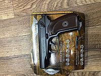 Пистолет ПМ-Ульра с затвором