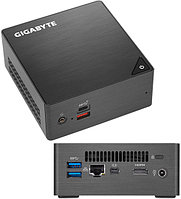 Баребон Gigabyte Brix GB-BRi7H-8550 Core i7-8550U/SO-DIMM DDR4/SATA+M.2/HDMI+mDP/USB/Wi-Fi