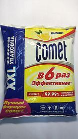Чистящий порошок Comet, Лимон, 900 г. в мягк. упак. 0% хлора