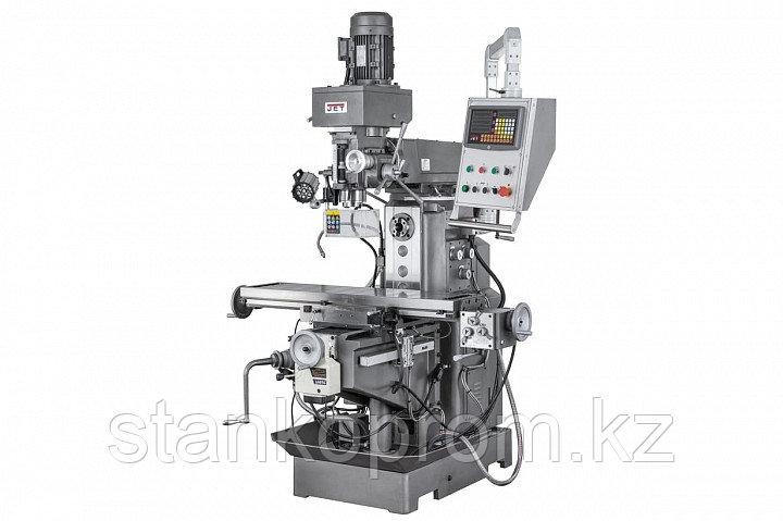 JET JMD-1144GHV SPF DRO Широкоуниверсальный фрезерный станок