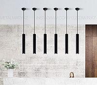 Cовременный минималистский  подвесной светильник, фото 1