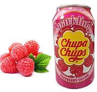 Напиток МАЛИНА Chupa Chups Rasberry 345ml Корея (24шт-упак)