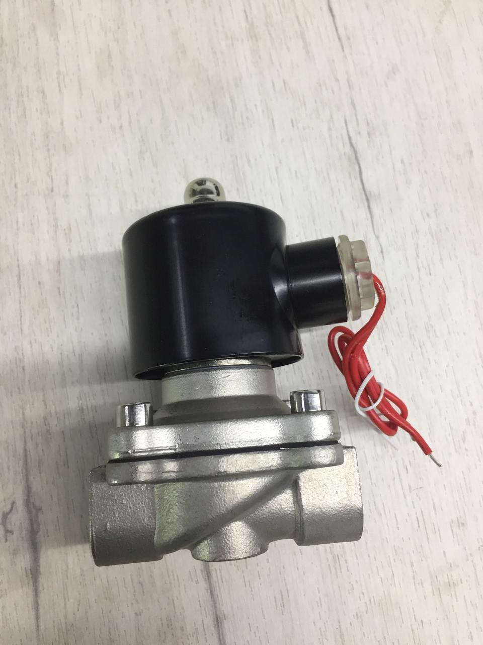 Электромагнитный клапан (соленоид) 2w250-25