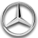 Буксировочная крышка (передний бампер) W140 BRABUS MERCEDES-BENZ
