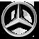 Крылья L+R W221 SHAH MERCEDES-BENZ