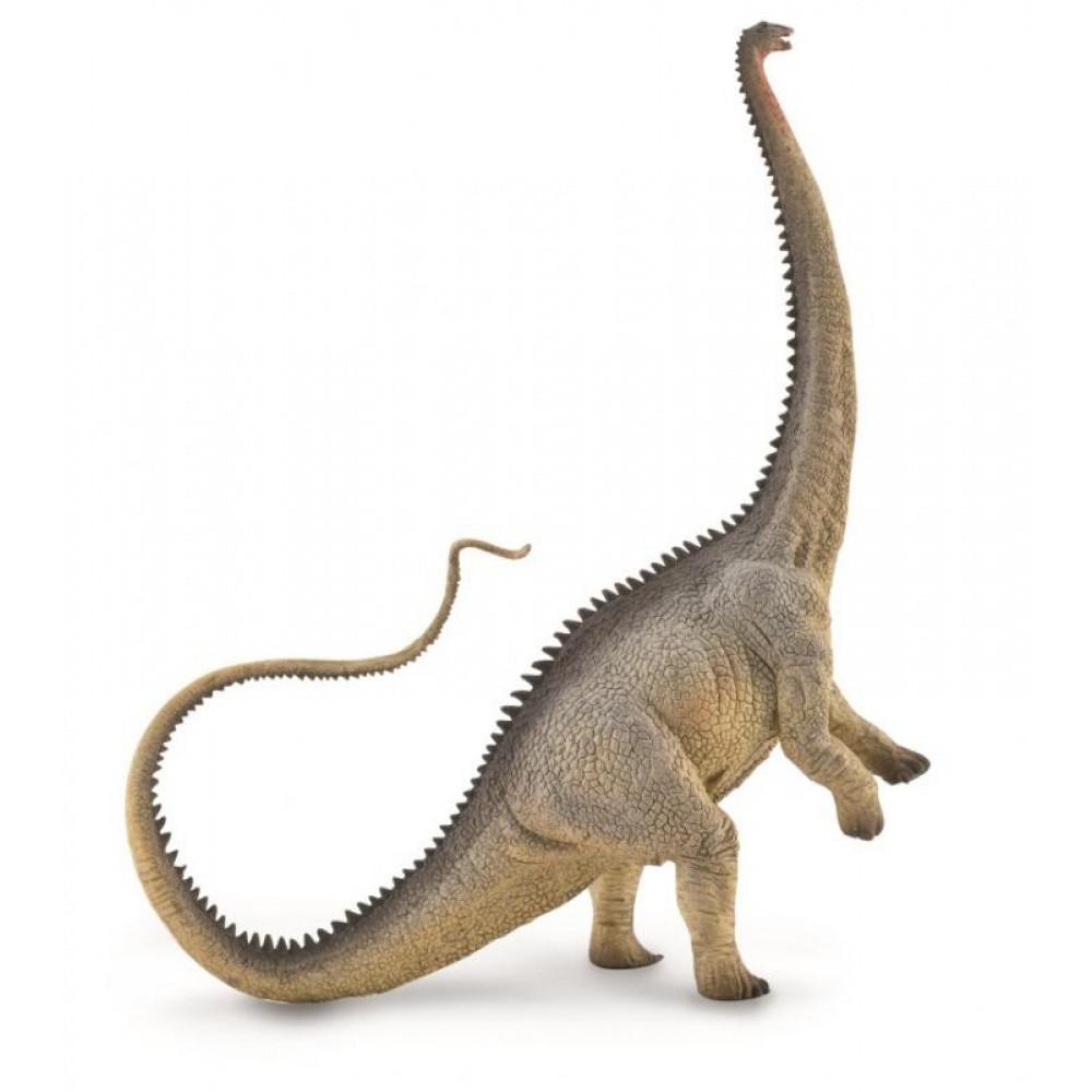 CollectA Фигурка Динозавр Диплодок, серый, 26.5 см