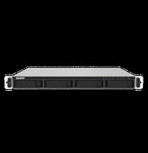"QNAP TS-432PXU-RP-2G Сетевой RAID-накопитель, 4 отсека 3,5""/2,5"",  2 порта 2,5 GbE, 2 порта 10 GbE SFP+"
