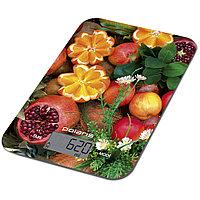 Весы кухонные электрон.Polaris PKS 1057DG Fruits