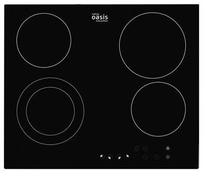 Варочная панель электр-я Oasis P-SB черная