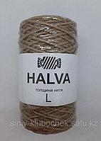 Джутовая пряжа (нить) Halva L