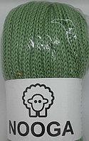 Шерстяной шнур (Пряжа) для вязания NOOGA (Нуга) Груша