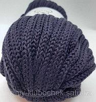 Шерстяной шнур (Пряжа) для вязания NOOGA (Нуга) Слива