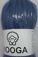Шерстяной шнур (Пряжа) для вязания NOOGA (Нуга) Лондон