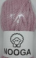 Шерстяной шнур (Пряжа) для вязания NOOGA (Нуга) Лотос