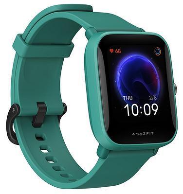 Смарт часы Xiaomi Amazfit Bip U Pro A2008 зеленые
