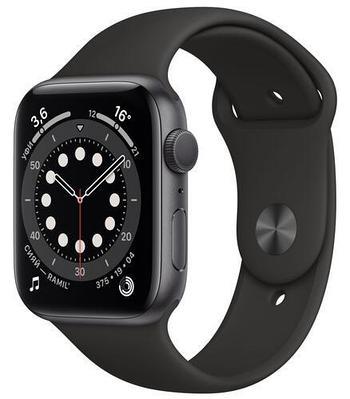 Смарт-часы Apple Watch Series 6 GPS 44mm серые