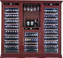 Винный шкаф MEYVEL MV262-WM3-BAR-C