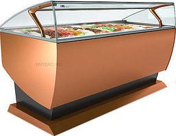 Витрина для мороженого ISA Olimpica A 170 H125 Bold