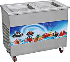 Фризер для жареного мороженого Foodatlas KCB-2F (стол для топпингов)