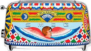 Тостер SMEG TSF02DGEU
