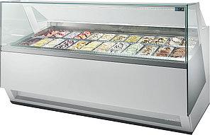Витрина для мороженого ISA Diva 120 H120