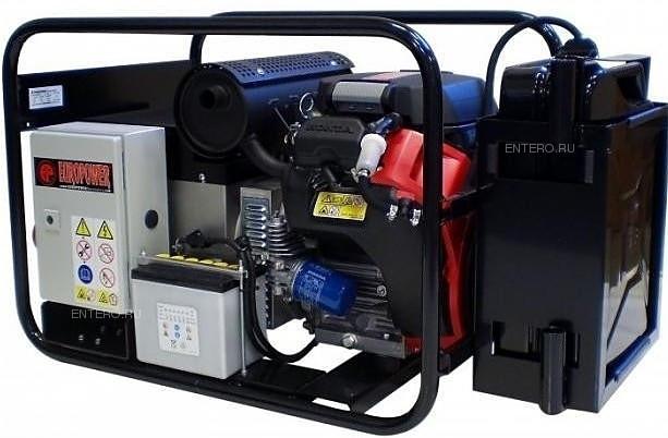 Генератор бензиновый Europower EP 10000Е