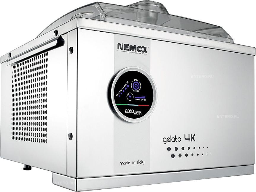 Фризер для мороженого Nemox Gelato 4K Touch