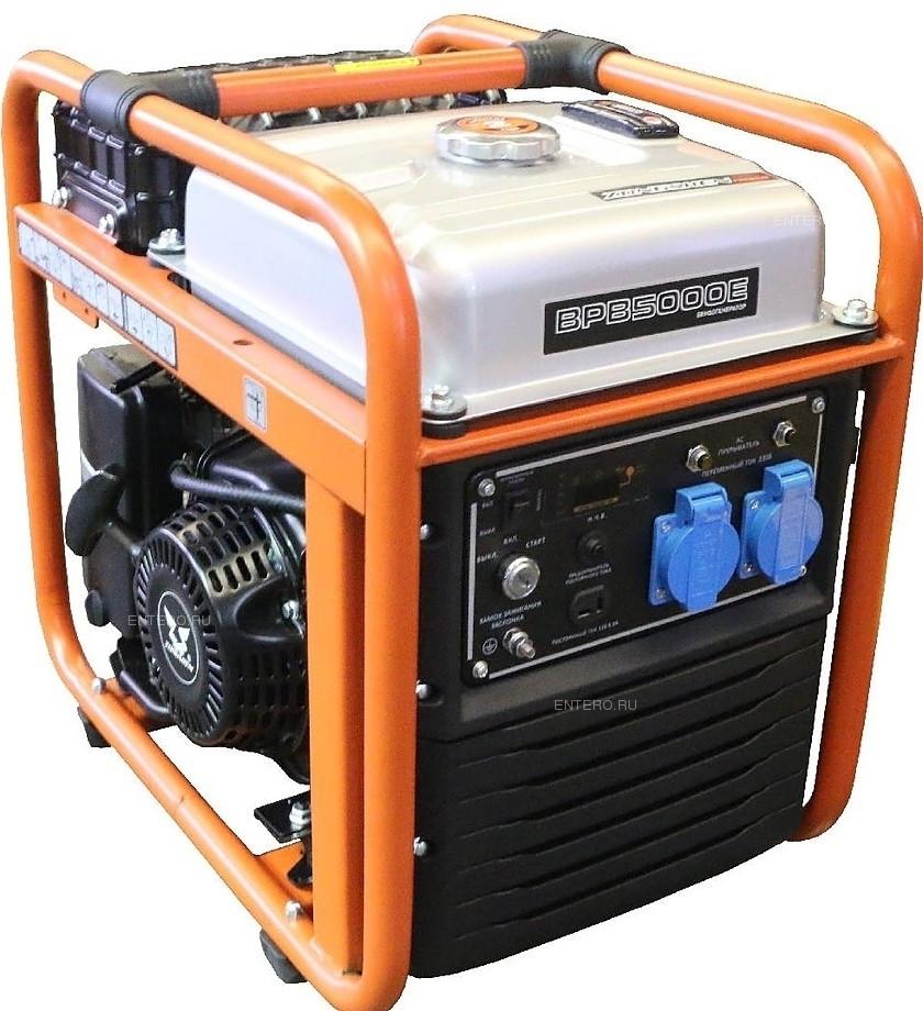 Генератор бензиновый Zongshen BPB 4500
