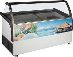 Витрина для мороженого CRYSTAL VENUS 56 ELEGANTE