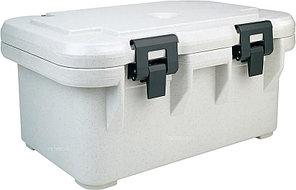 Термоконтейнер Cambro UPCS180 480 серый в крапинку