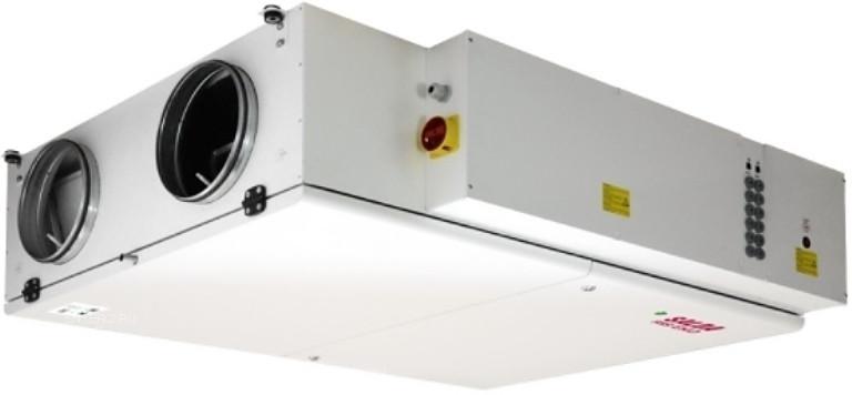 Установка приточно-вытяжная SALDA RIS 400 PW EKO 3.0