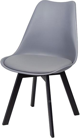 Стул BentWood Eames SD серый