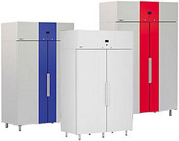 Шкаф холодильный ITALFROST (CRYSPI) S 1400 SN оцинк.