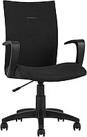 Кресло офисное TopChairs Harmony черное