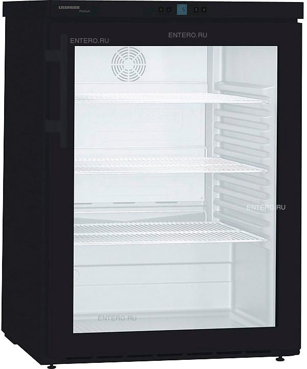 Шкаф холодильный Liebherr FKUv 1613 черный
