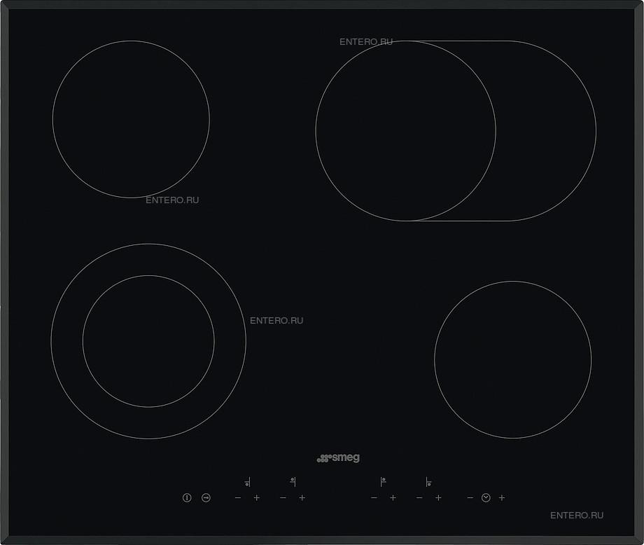 Варочная панель SMEG SE364EMTB