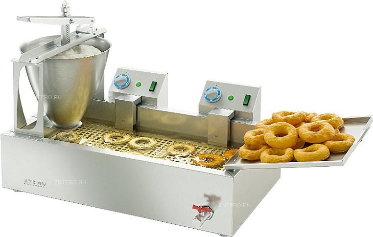 Аппарат пончиковый ATESY Гольфстрим-2М-2