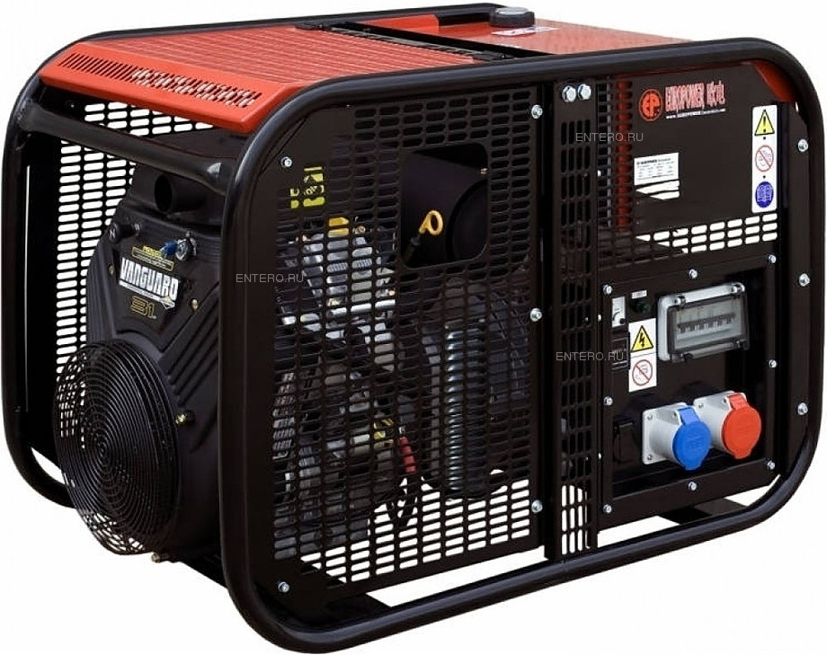 Генератор бензиновый Europower EP 18000E