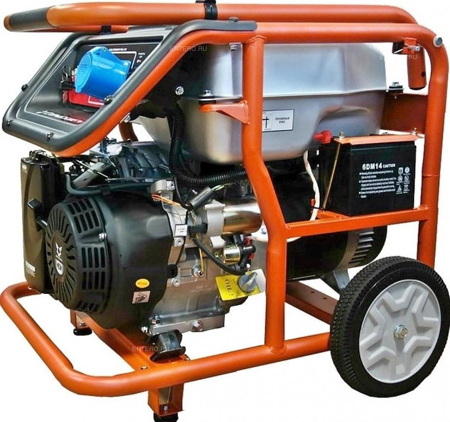 Генератор бензиновый Zongshen KB 9003 E